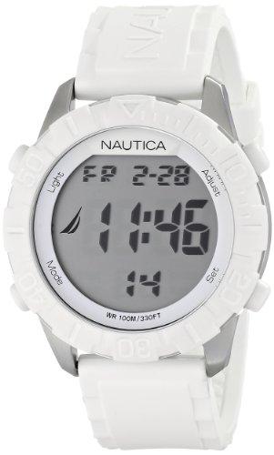 Nautica Unisex N09926G NSR 100 Digital Watch