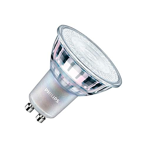Bombilla LED GU10 Regulable CorePro MAS spotMV 3.5W 60° Blanco Neutro 4000K efectoLED