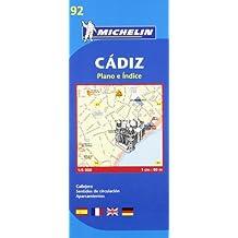Cadiz City Plan (Planos Michelin)