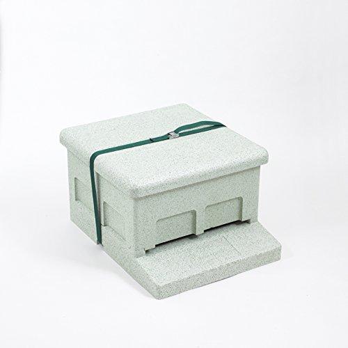 Polystyrene Basic Standard Hive vacío - sin marcos