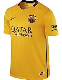 Nike FC Barcelona Away Stadium - Camiseta de mangas cortas para hombre 74a0a629cbe