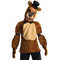 Rubie's Costume 630622-M Boys Five Nights at Freddy's Fazbear Costume, Medium, Multicolor