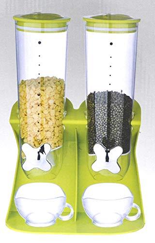 Caja seca del dispensador de cereal de la comida seca máquina de...