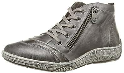 Remonte D3870 02, Sneakers Basses femme, Gris (Gris Combiné), 36 EU (3.5 UK)