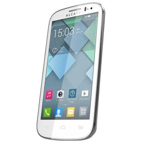 Alcatel Onetouch Pop C7 Dual SIM - Smartphone libre Android  pantalla 5   c  mara 5 Mp  Quad-Core 1 3 GHz  512 MB RAM   blanco