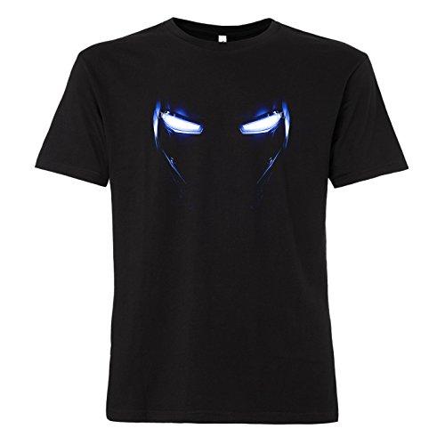 ShirtWorld - Iron Mask - T-Shirt (Hulk Unglaubliche Anzug)