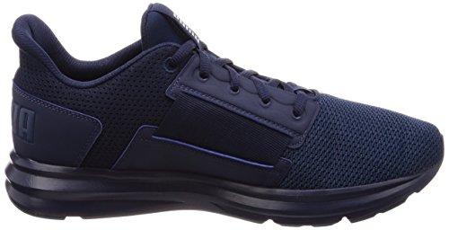 Puma Homme Enzo Street Formateurs Chaussures de course Navy/DkBleu