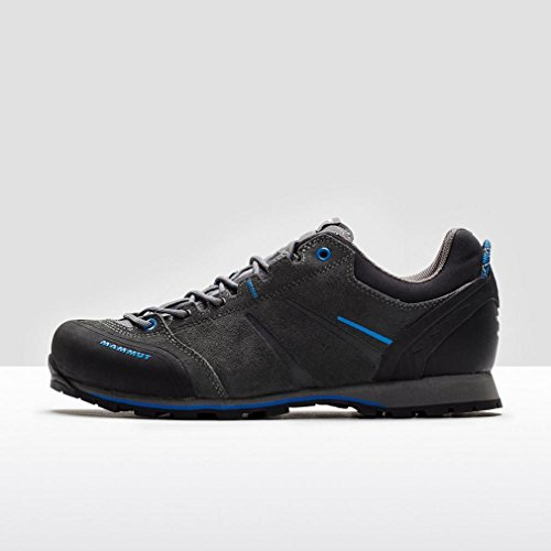 Mammut Wall Guide Low Men (Backpacking/Hiking Footwear (Low)) grey-dark cyan