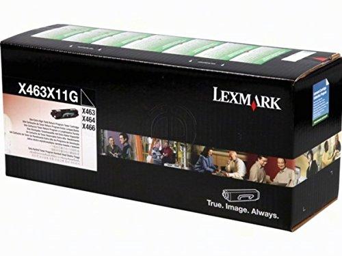 Preisvergleich Produktbild Lexmark X 466 DWE (X463X11G) - original - Toner schwarz - 15.000 Seiten