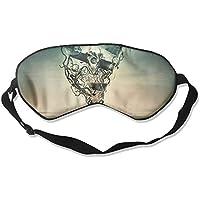 Sleep Eye Mask Crow Digital Abstract Lightweight Soft Blindfold Adjustable Head Strap Eyeshade Travel Eyepatch... preisvergleich bei billige-tabletten.eu