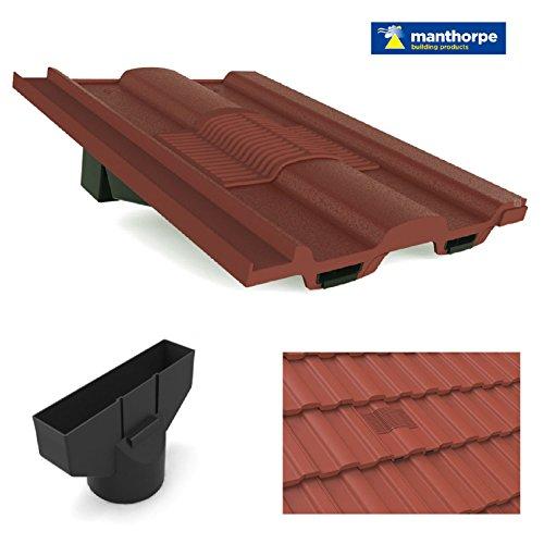 antique-red-marley-ludlow-redland-sandtoft-castellated-roof-tile-vent-adaptor