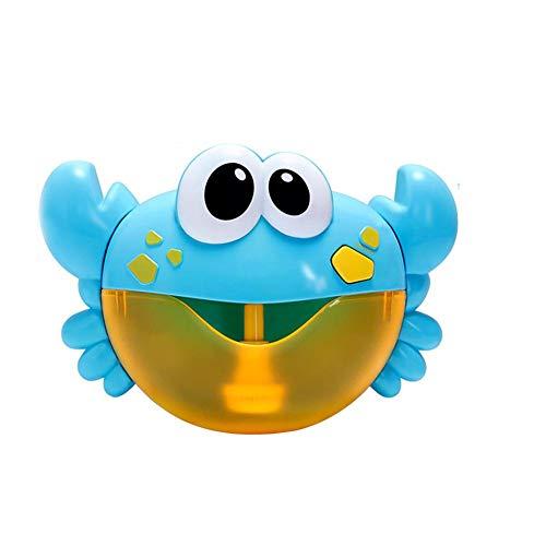 GLOBEAGLE Bubble Crab Baby Badespielzeug Lustiges Bad Bubble Maker Badewanne Seifenspielzeug (Super Bubble Bath)