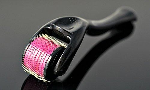 DRS Derma Roller With 540 Titanium Alloy Needles (0.5 mm)