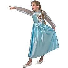 Rubies s oficial Frozen – Elsa, los niños de niña ...
