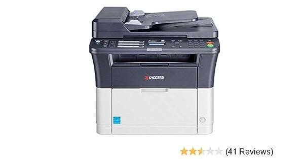 kyocera fs 1110 laser printer service repair manual parts list
