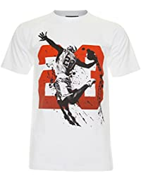 PALLAS Men's Lebron James Basketball Sport T-Shirt