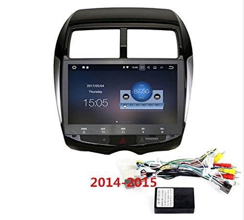 RoverOne Android 7.1 Sistema Coche GPS Player para Mitsubishi ASX para Peugeot...