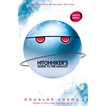 The Hitchhiker's Guide to the Galaxy Omnibus: The Complete Trilogy in Five Parts (English Edition)