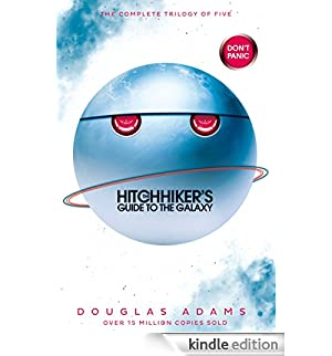 The Hitchhiker's Guide to the Galaxy Omnibus: A Trilogy in Five Parts (English Edition) [Edizione Kindle]