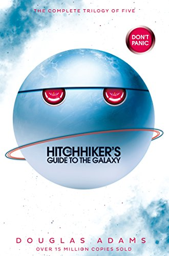 The Hitchhiker's Guide to the Galaxy Omnibus: A Trilogy in Four Parts (English Edition) por Douglas Adams