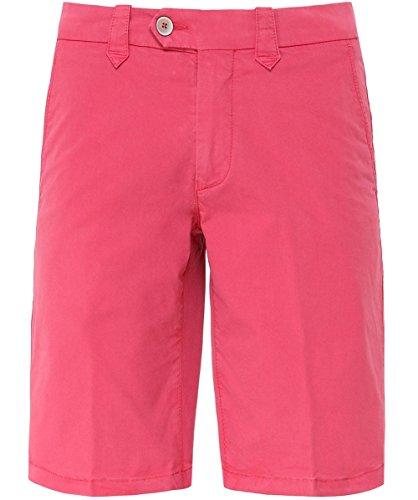corneliani-hombres-pantalones-cortos-de-chino-rojo-46-regular