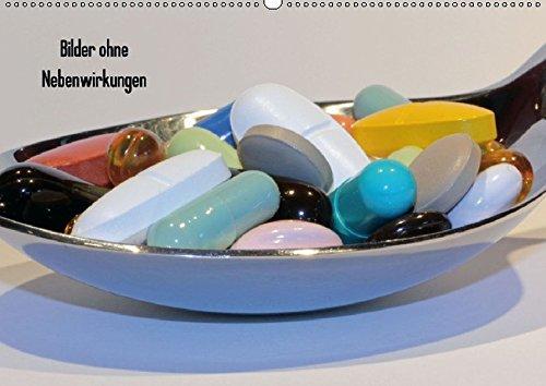 Bilder ohne Nebenwirkungen (Wandkalender 2013 DIN A3 quer): Detailfotografie der besonderen Art (Monatskalender, 14 Seiten) (CALVENDO Gesundheit)