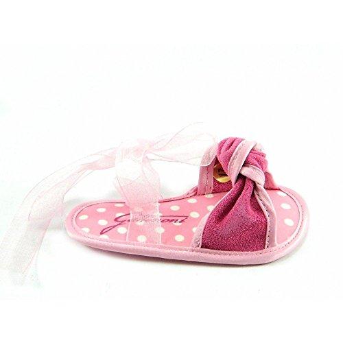 Gattinoni - Gattinoni scarpa rosa bambina pelle fiocco A008 - Rosa, 19