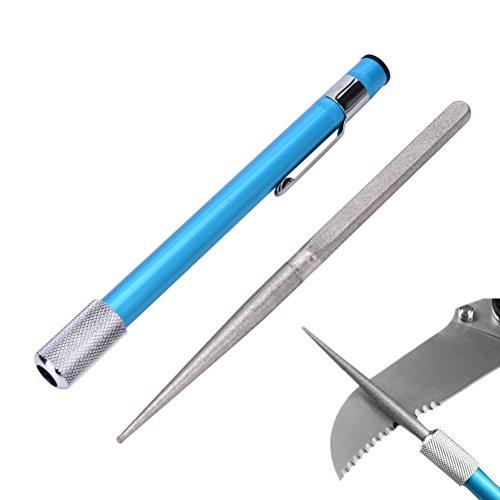 Funkelnder, tragbarer Messerschärfer als 3-in-1-Set