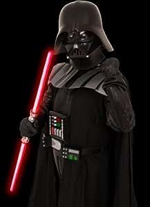 Red Double Star Wars Style Lightsaber / Laser Sword