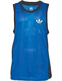 f2455c5bccd0 Amazon.co.uk: adidas - Vests / Tops, T-Shirts & Shirts: Clothing