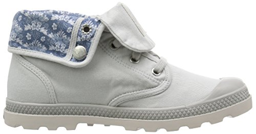 PALLADIUM Chaussures - BAGGY LOW LP TW P Women's - lunar rock gray Grau