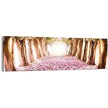 Cuadro sobre lienzo - de una sola pieza - Impresión en lienzo - Ancho: 90cm, Altura: 30cm - Foto número 2794 - listo para colgar - en un marco - AB90x30-2794