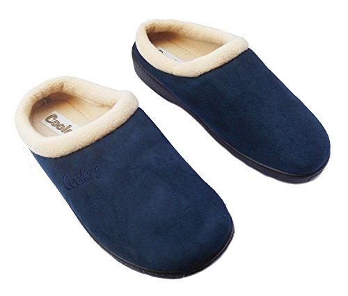 Coolers , Chaussons pour femme Bleu Marine