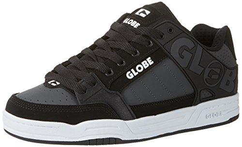 Globe Tilt, Scarpe da Skateboard Uomo Nero (Black/shadow)