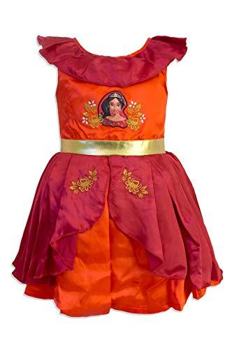 leid für Mädchen - 1821HR [Rot - 6 Jahre - 116 cm] ()