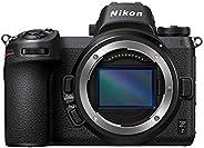 كاميرا نيكون زد 7 بعدسات غير عاكسة - لون اسود