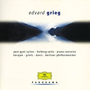 Panorama: Edvard Grieg: Peer Gynt Suites - Holberg Suite - Piano Concerto