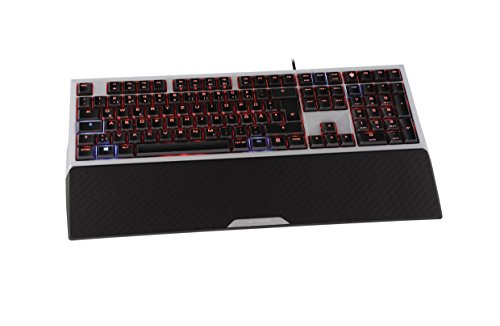 Great Buy for Cherry MX Board 6.0 Aluminium Housing and Red MX Switch Backlit Keyboard – Black on Amazon