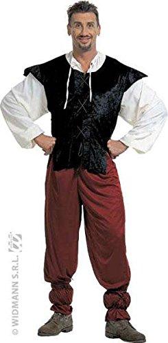 Kostüm tenancier aubergiste (Grande Homme Taille Kostüm)