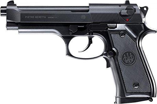 Elektrische Softairpistole Beretta 92 FS mit 2 Magazinen