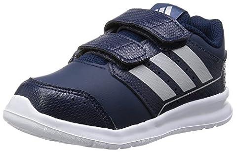 adidas Unisex Baby LK Sport 2 CF I Sneaker, Azul (Maruni / Plamat / Ftwbla), 20 EU