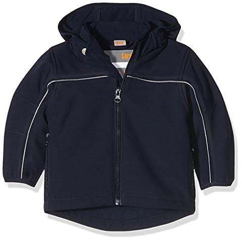 CareTec Jungen Softshelljacke , Blau (Dark Navy 7350), 92