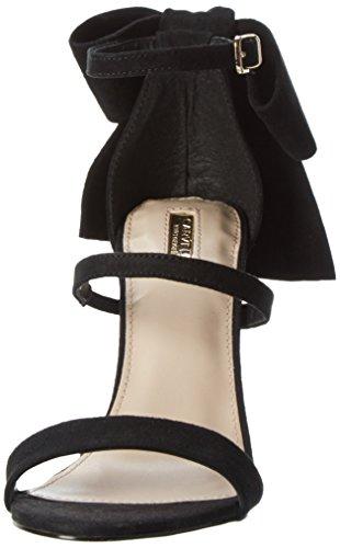 Carvela Gloss NP, Sandales Femme Noir