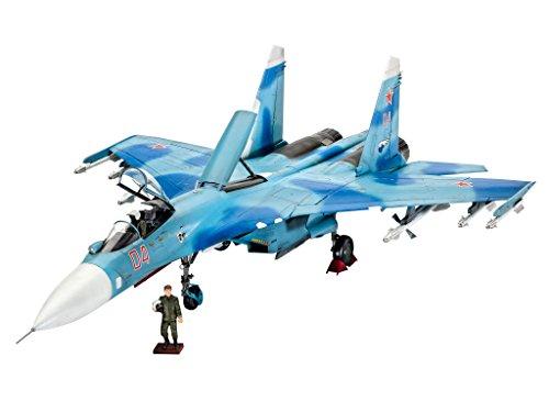 "Revell GmbH 164.940cm Suchoi su-27SM Flanker ""Modell Set"""