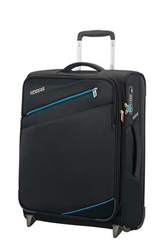 american-tourister-pikes-peak-2-roues-55-20-extensible-bagage-cabine-55-cm-465-l-volcanic-noir