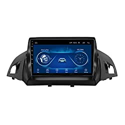 WY-CAR Android 8.1 Auto Stereo Navigation Bluetooth 1G (2G) 16G (32G) 9 Zoll Touchscreen Auto Multimedia Radio, Spiegel Link, Für Ford Kuga 2013-2016