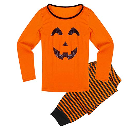 Familien Outfit Mutter Vater Kind Familien Kleidung Set Mama Papa Baby Halloween Kürbis Kostüm Passende Pyjama Set Familie - Kostüm Für Mütter Und Väter