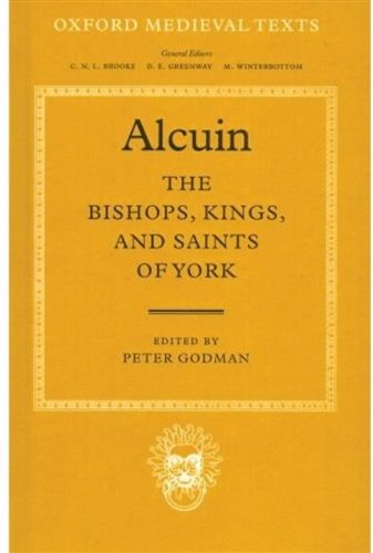 The Bishops, Kings, and Saints of York PDF Books
