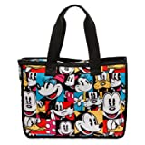 Disney Micky Maus und Freunde Einkaufstasche. Eigenschaften; Mickey, Minnie, Goofy, Pluto, Donald