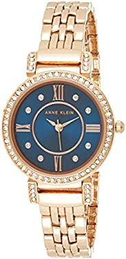Anne Klein Women's Dial Stainless Steel Band Watch - AK2928